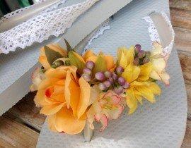 unnamed-71-270x210 כפכפים לכלה - פרחי משי צהוב כתום סגול